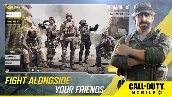 Screenshot 4: Call of Duty: Mobile | โกลบอล
