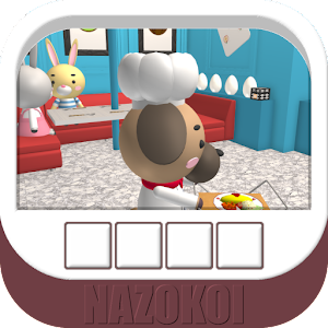 Icon: Animal Restaurant -EscapeGame-