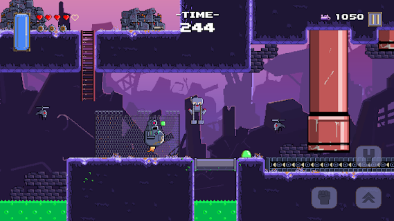 Screenshot 1: StretchBot