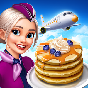 Icon: Airplane Chefs - Cooking Game