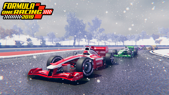 Screenshot 3: Top Speed Formula Car Racing: New Car Games 2020
