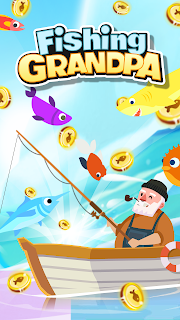 Screenshot 3: Fishing Grandpa