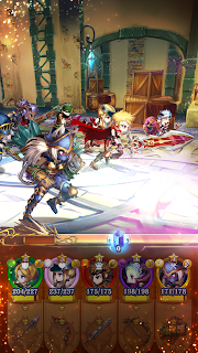 Screenshot 4: Brave Frontier: The Last Summoner