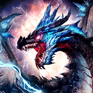 Icon: Legend of the Cryptids (Dragon/Card Game)