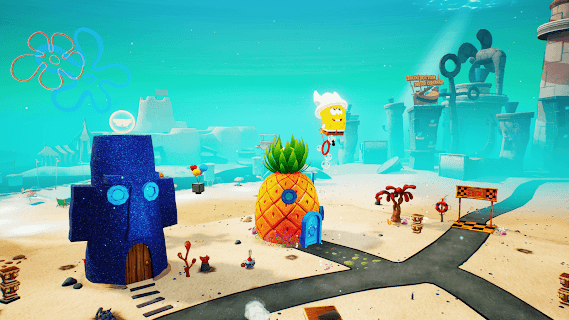 Screenshot 1: SpongeBob SquarePants: Battle for Bikini Bottom