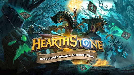 Screenshot 1: Hearthstone