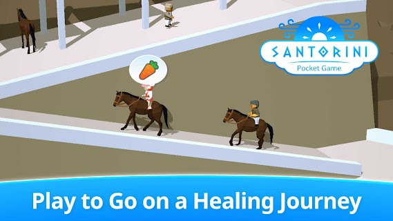 Screenshot 3: Santorini: Pocket Game