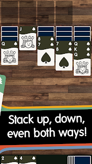 Screenshot 3: Flipflop Solitaire
