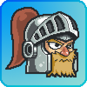 Icon: Dungonian: Pixel card puzzle dungeon