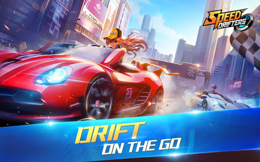 Screenshot 1: Speed Drifters | Traditional Chinese