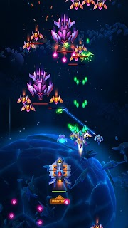 Screenshot 2: Galaxy Shooter: Space Justice - Alien War