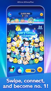 Screenshot 2: Tsum Tsum Stadium