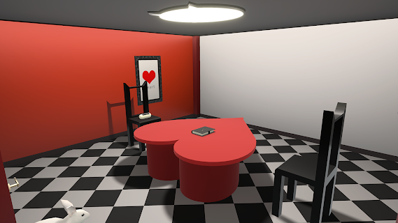 Screenshot 1: Escape game Tea Room