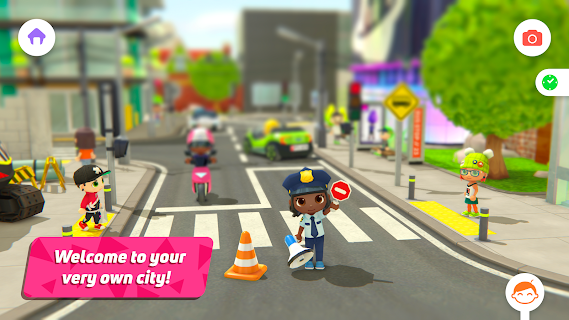 Screenshot 1: Urban City Stories