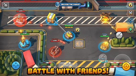Screenshot 1: Pico Tanks: Multiplayer Mayhem
