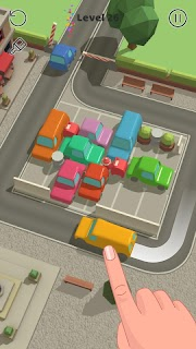 Screenshot 3: Parking Jam 3D