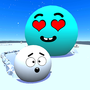 Icon: Snow Roll.io