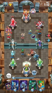 Screenshot 4: Clash of Wizards