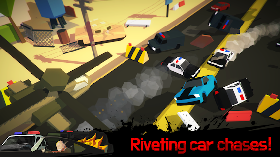 Screenshot 1: Burnout City
