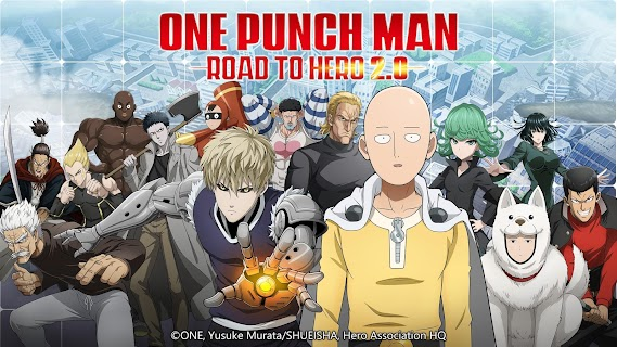 Screenshot 1: One Punch Man: Road to Hero 2.0