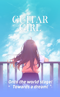Screenshot 1: Guitar Girl