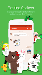 Screenshot 3: LINE: Free Calls & Messages