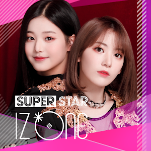 Icon: SUPERSTAR IZONE