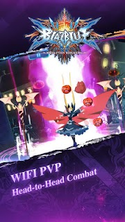 Screenshot 4: BlazBlue RR - Real Action Game