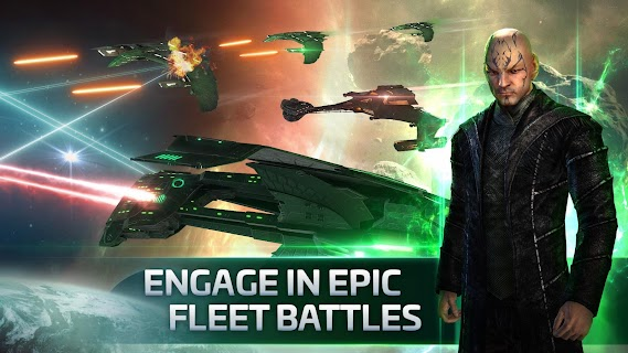 Screenshot 2: Star Trek™ Fleet Command