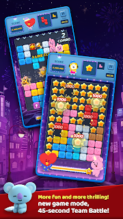 Screenshot 4: PUZZLE STAR BT21