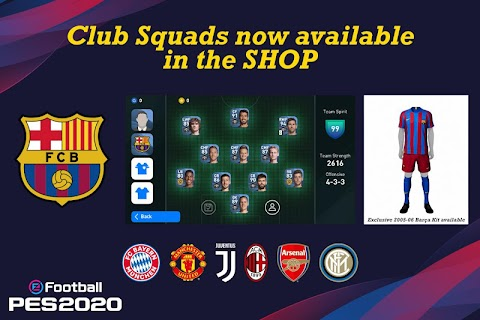 Screenshot 2: eFootball PES 2020