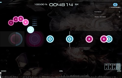 Screenshot 4: osu!