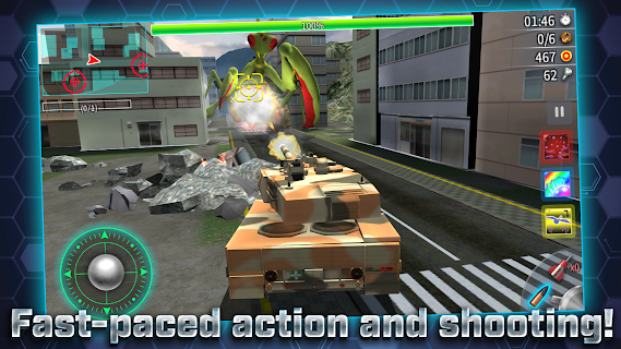 Screenshot 2: Generation Tank