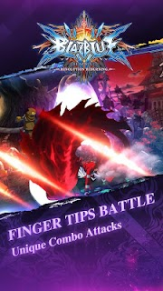 Screenshot 3: BlazBlue RR