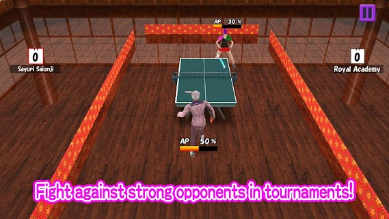 Screenshot 2: Table Tennis Club of the Hags