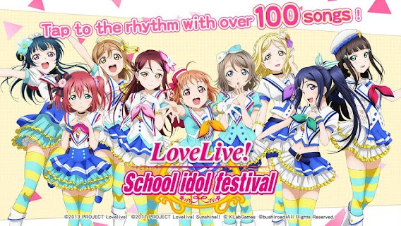 Screenshot 1: Love Live! School Idol festival | Anglais
