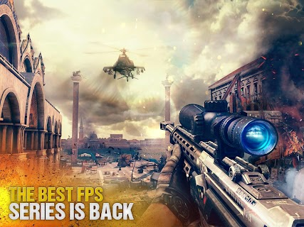 Screenshot 1: Modern Combat 5: eSports FPS