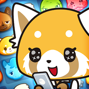 Icon: Aggretsuko : the short timer strikes back