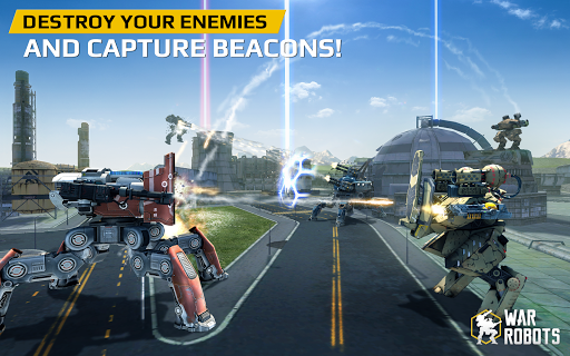 Screenshot 3: War Robots