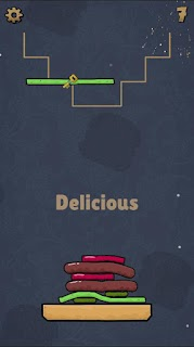 Screenshot 2: Floppy Burger - New Chef in Town