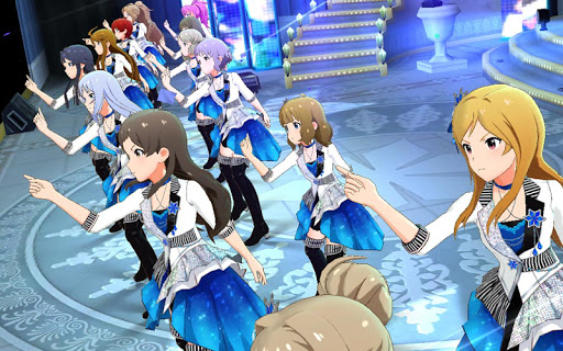 Screenshot 2: THE iDOLM@STER Million Live!: Theater Days | Chinois Traditionnel