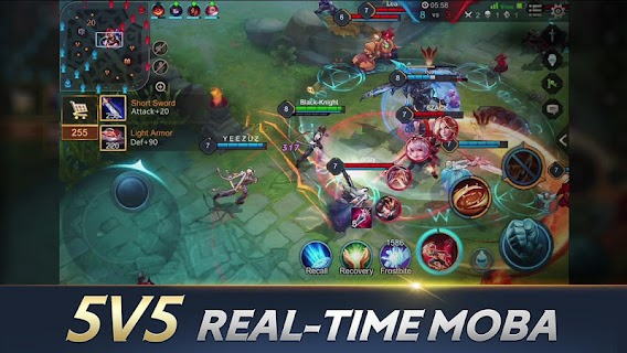 Screenshot 3: Arena of Valor | Global