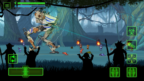 Screenshot 4: BE-A Walker DEMO