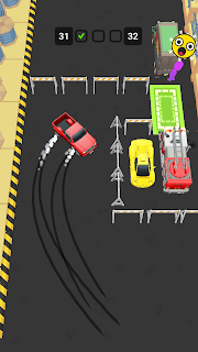 Screenshot 2: 3D甩尾停車