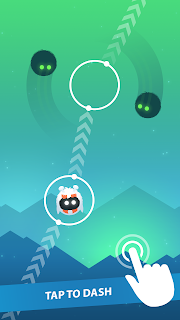 Screenshot 1: Orbia: Tap and Relax