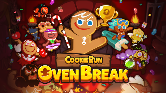Screenshot 1: Cookie Run: OvenBreak
