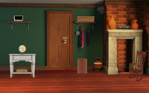 Screenshot 1: Rooms In The House Escape