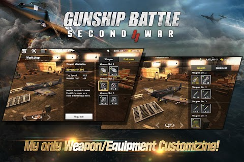 Screenshot 4: GUNSHIP BATTLE: SECOND WAR