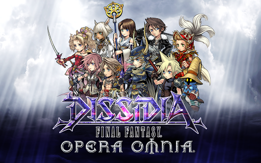 Screenshot 1: DISSIDIA FINAL FANTASY OPERA OMNIA | English