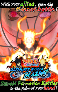 Screenshot 1: NARUTO SHIPPUDEN: Ultimate Ninja Blazing | Global
